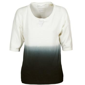 Oblačila Ženske Puloverji Chipie ALCAR Krémově bílá