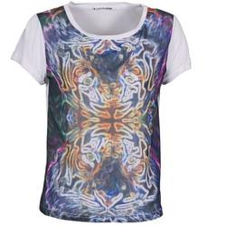 Oblačila Ženske Majice s kratkimi rokavi DDP PORIX Večbarvna