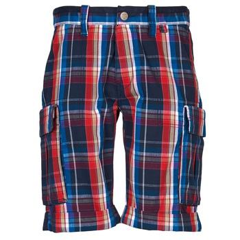 Oblačila Moški Kratke hlače & Bermuda Oxbow TAKAROA Rdeča