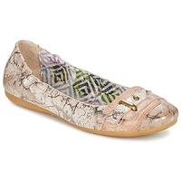 Čevlji  Ženske Balerinke Mjus CHANTAL Rožnata