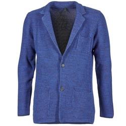 Oblačila Moški Jakne & Blazerji Benetton BLIZINE Modra