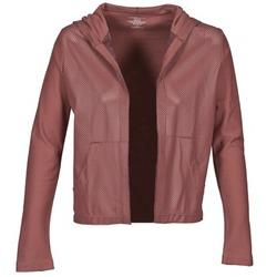 Oblačila Ženske Jakne & Blazerji Majestic 3103 Rožnata