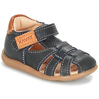 Čevlji  Otroci Sandali & Odprti čevlji Kavat RULLSAND Modra