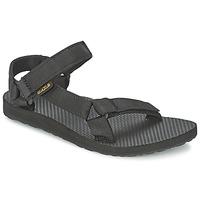 Čevlji  Ženske Sandali & Odprti čevlji Teva ORIGINAL UNIVERSAL Črna