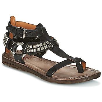Čevlji  Ženske Sandali & Odprti čevlji Airstep / A.S.98 RAME Črna