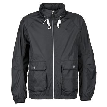 Oblačila Moški Vetrovke Timberland FRANKLIN HOODED JACKET Črna