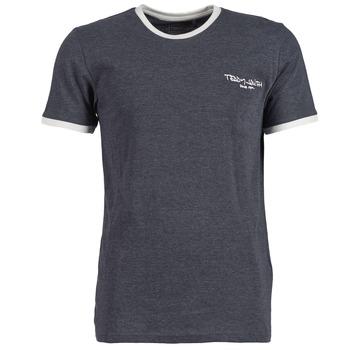 Oblačila Moški Majice s kratkimi rokavi Teddy Smith THE TEE Antracitová