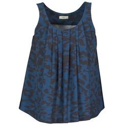 Oblačila Ženske Topi & Bluze Lola CUBA Modra / Črna