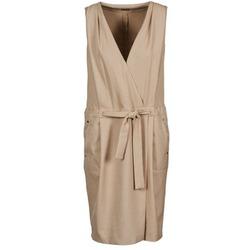 Oblačila Ženske Kratke obleke Lola ROOT Bež