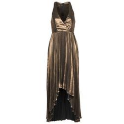 Oblačila Ženske Dolge obleke Manoukian 612556 Pozlačena