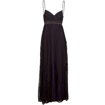 Oblačila Ženske Dolge obleke Manoukian 612933 Črna