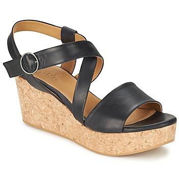 Čevlji  Ženske Sandali & Odprti čevlji Coclico MEL Črna
