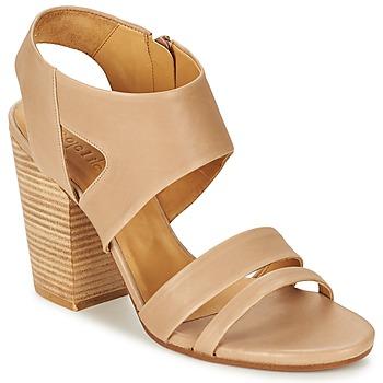 Čevlji  Ženske Sandali & Odprti čevlji Coclico CERSEI Taupe