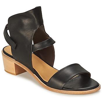 Čevlji  Ženske Sandali & Odprti čevlji Coclico TYRION Črna
