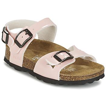 Čevlji  Deklice Sandali & Odprti čevlji Betula Original Betula Fussbett JEAN Rožnata