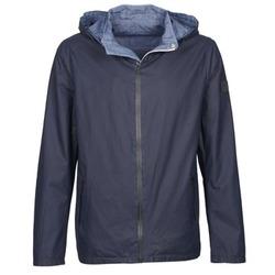 Oblačila Moški Jakne Wrangler W4554VDJU Modra