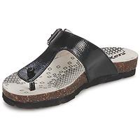Čevlji  Deklice Japonke Kickers DITIK Črna