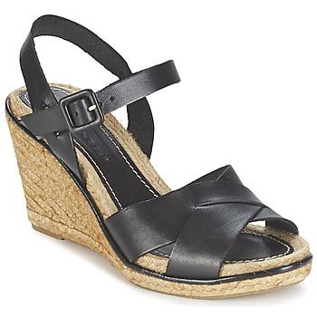 Čevlji  Ženske Sandali & Odprti čevlji Nome Footwear ARISTOT Črna