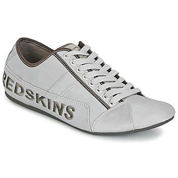 Čevlji  Moški Nizke superge Redskins TEMPO Siva