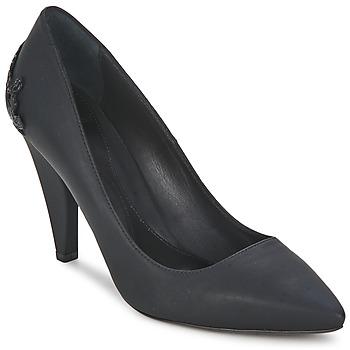 Čevlji  Ženske Salonarji McQ Alexander McQueen 336523 Črna