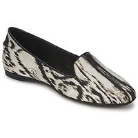 Čevlji  Ženske Balerinke Roberto Cavalli XPS280-FLA35 Bež / Črna