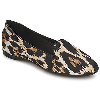 Čevlji  Ženske Balerinke Roberto Cavalli XPS280-FLA41 Kostanjeva