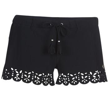 Oblačila Ženske Kratke hlače & Bermuda Banana Moon HUAWEI Črna