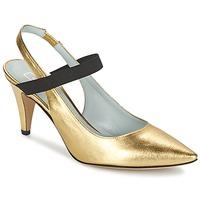 Čevlji  Ženske Salonarji Marc Jacobs VALERY Pozlačena