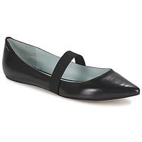 Čevlji  Ženske Balerinke Marc Jacobs HALSEY Črna