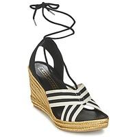 Čevlji  Ženske Sandali & Odprti čevlji Marc Jacobs DANI Črna / Bela