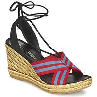 Čevlji  Ženske Sandali & Odprti čevlji Marc Jacobs DANI Modra / Rdeča