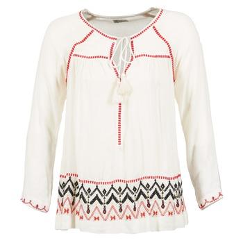 Oblačila Ženske Topi & Bluze Stella Forest KAIAMA Kremno bela