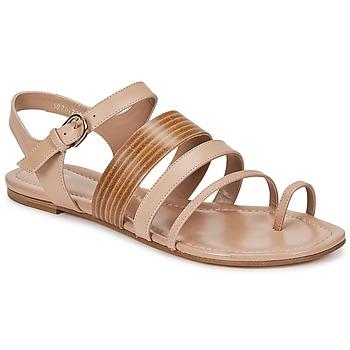 Čevlji  Ženske Sandali & Odprti čevlji Boss Business PERNILLE Bež