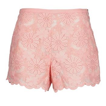 Oblačila Ženske Kratke hlače & Bermuda Manoush AFRICAN SHORT Koralna
