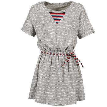 Oblačila Ženske Kratke obleke Manoush ETNIC Siva