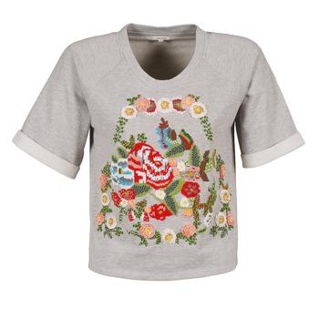 Oblačila Ženske Puloverji Manoush GIPSY Siva