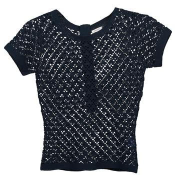 Oblačila Ženske Puloverji Manoush NANY Modra