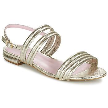 Čevlji  Ženske Sandali & Odprti čevlji Mellow Yellow VEO Pozlačena