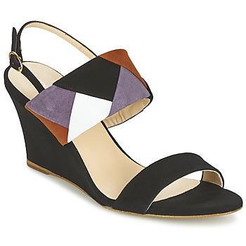 Čevlji  Ženske Sandali & Odprti čevlji Mellow Yellow VEPALE Črna