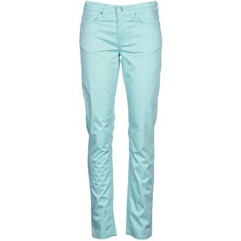 Oblačila Ženske Hlače s 5 žepi Gant 410478 Siva