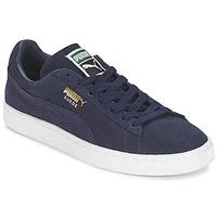 Čevlji  Nizke superge Puma SUEDE CLASSIC + Modra