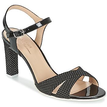 Čevlji  Ženske Sandali & Odprti čevlji France Mode ZEN Črna