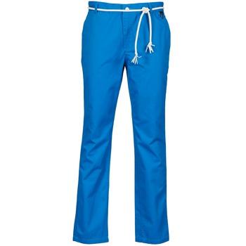 Oblačila Moški Hlače Chino / Carrot Eleven Paris CHARLIE Modra