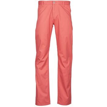 Oblačila Moški Hlače Chino / Carrot Dockers ALPHA SLIM TAPERED LIGHT Rdeča