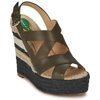 Čevlji  Ženske Sandali & Odprti čevlji Etro 3948 Kostanjeva