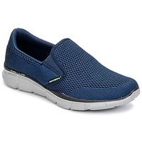 Čevlji  Moški Slips on Skechers EQUALIZER Modra