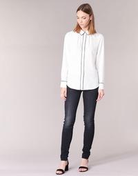 Oblačila Ženske Jeans skinny G-Star Raw LYNN MID SKINNY Denim
