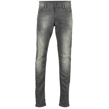 Oblačila Moški Jeans skinny G-Star Raw REVEND SUPER SLIM Siva