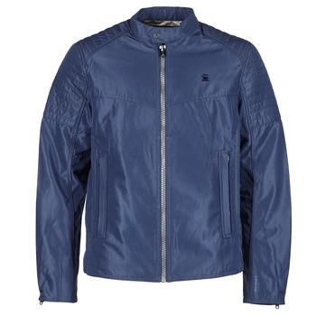 Oblačila Moški Jakne G-Star Raw ATTACC GP JKT Modra