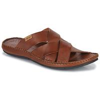 Čevlji  Moški Sandali & Odprti čevlji Pikolinos TARIFA Kostanjeva